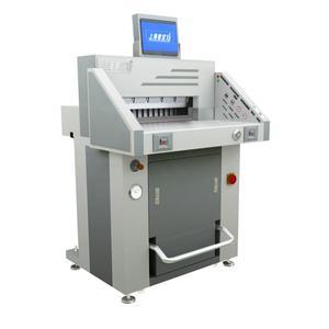 上海香宝新款XB-AT551-08液压裁纸机